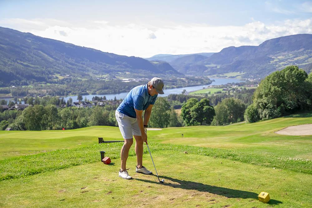 Høghaugen aktiviteter golf